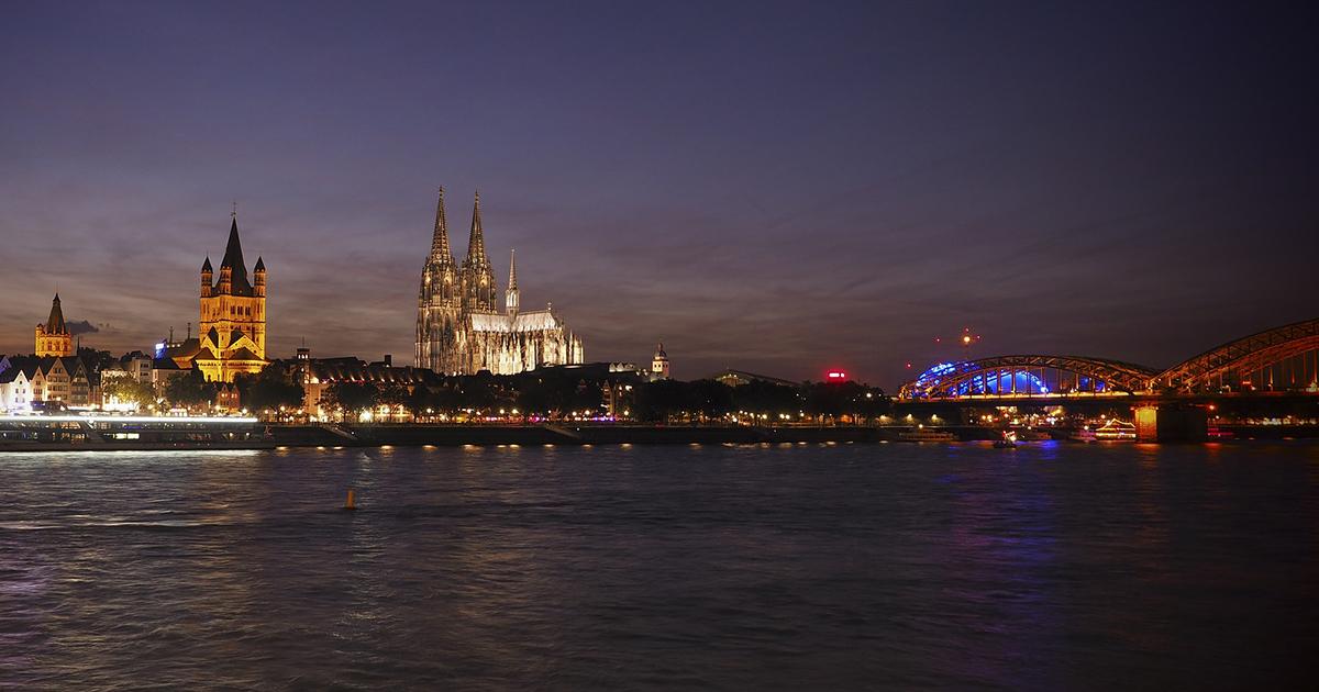 Masterclass, Köln