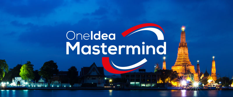 One Idea Mastermind – Bangkok Edition