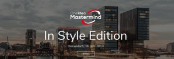 One Idea Mastermind – Düsseldorf Edition