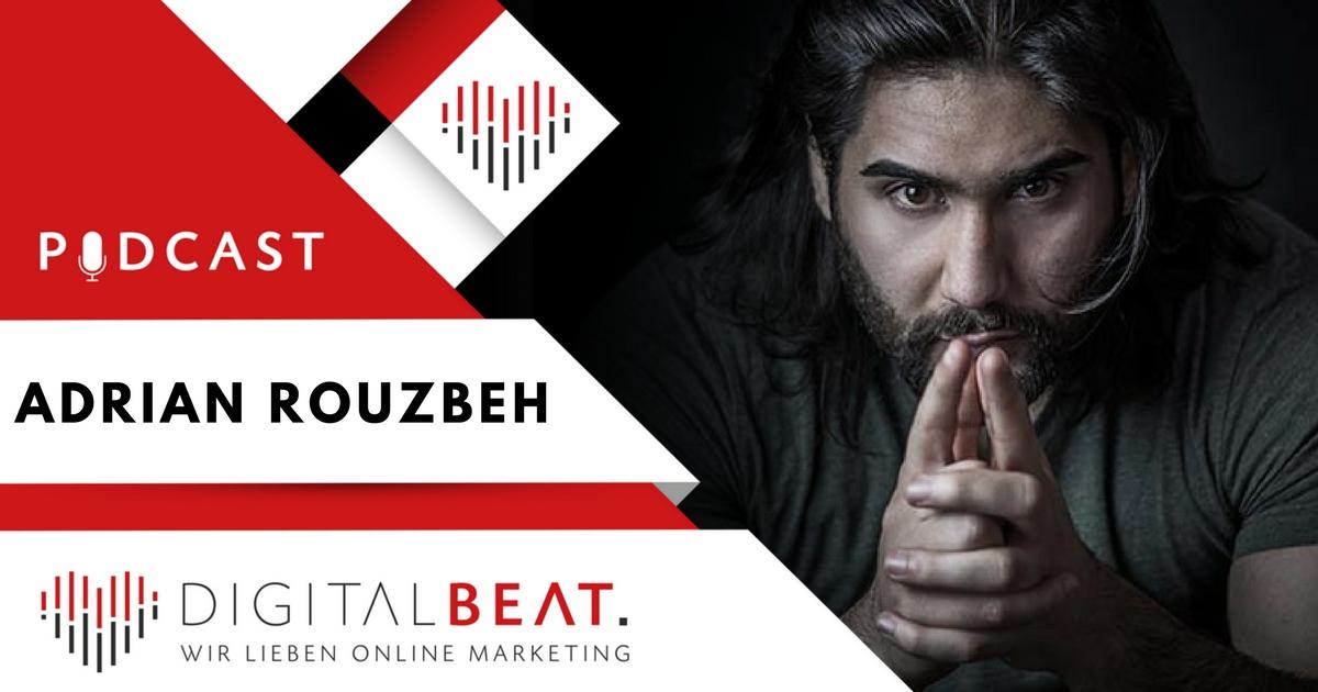 Podcast Adrian Rouzbeh