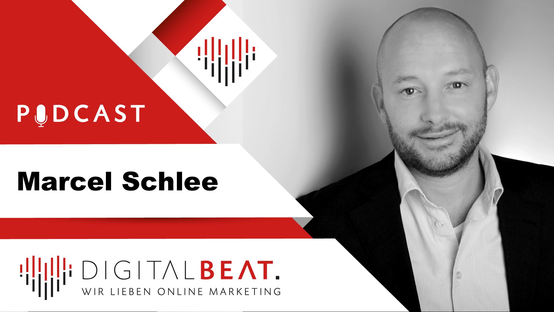 Podcast Marcel Schlee Digital Beat