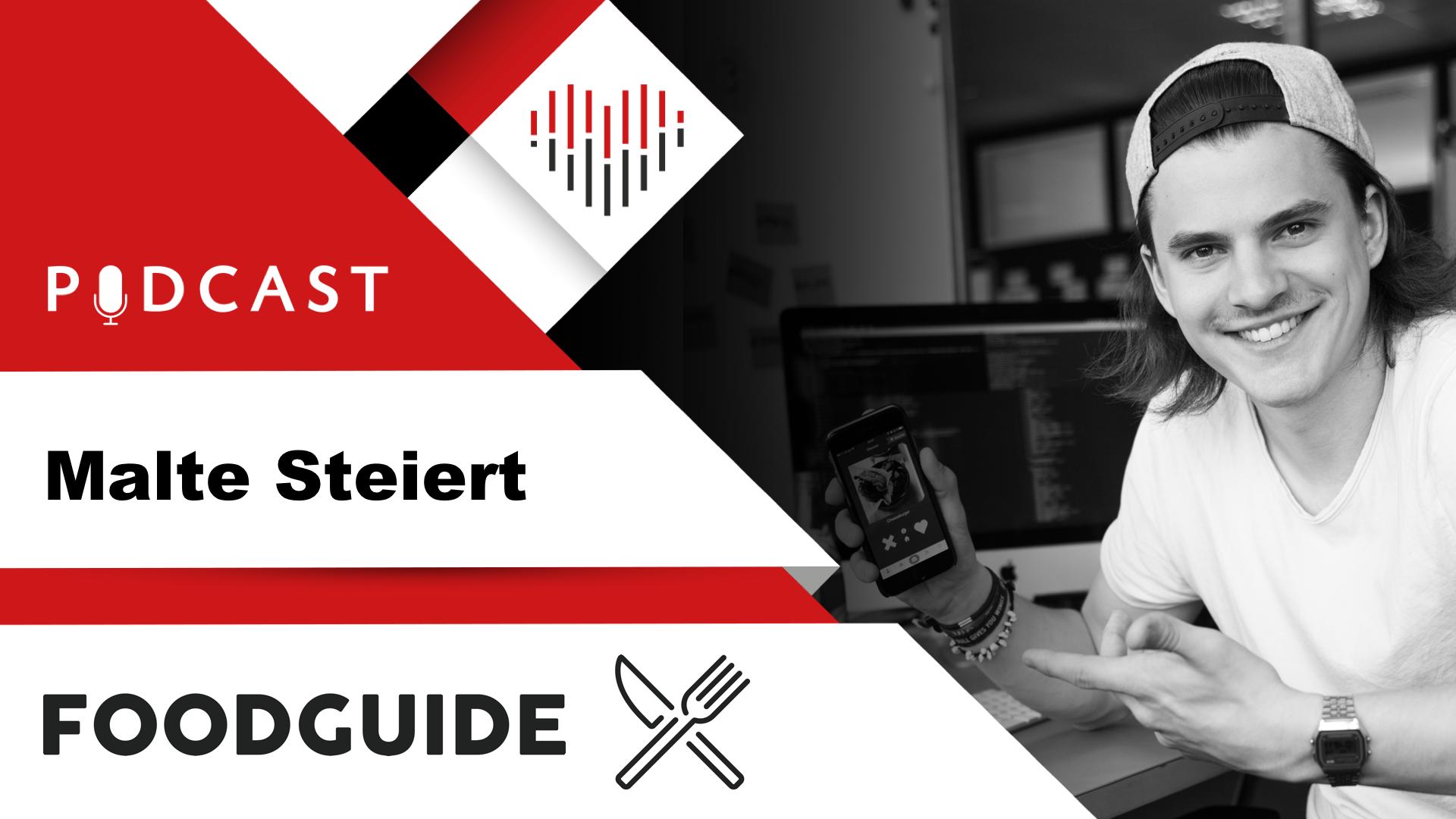 Foodguide App Malte Steiert