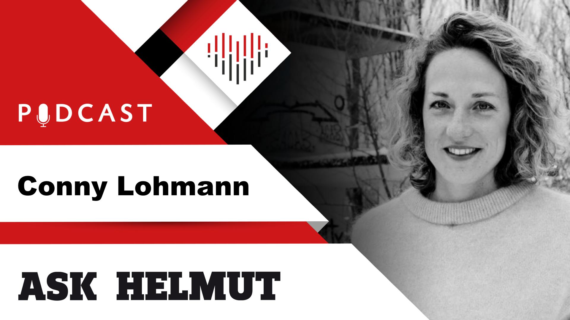 Digital Beat Podcast - Ask Helmut - Conny Lohmann