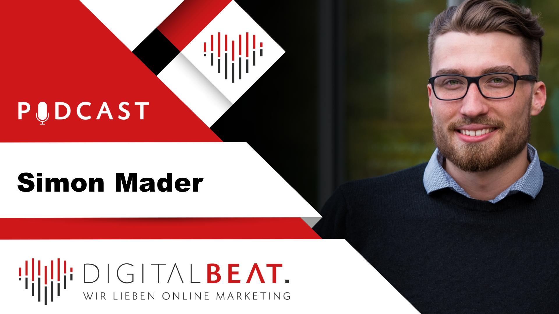 Simon Mader Adbaker Facebook Werbung