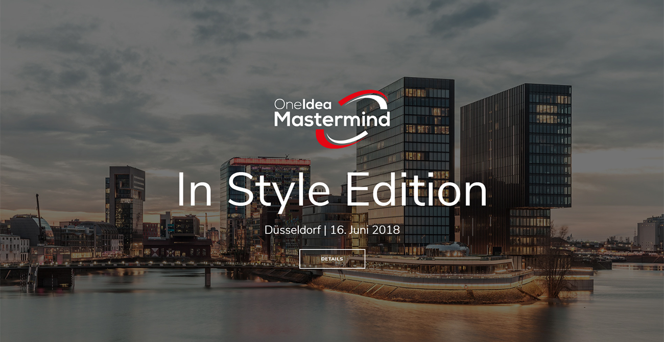 One Idea Mastermind – In Style Edition