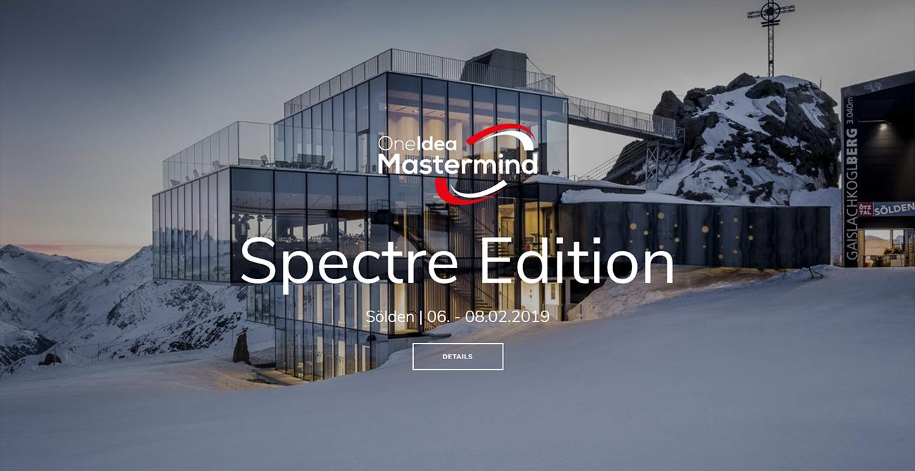 One Idea Mastermind – Spectre Edition