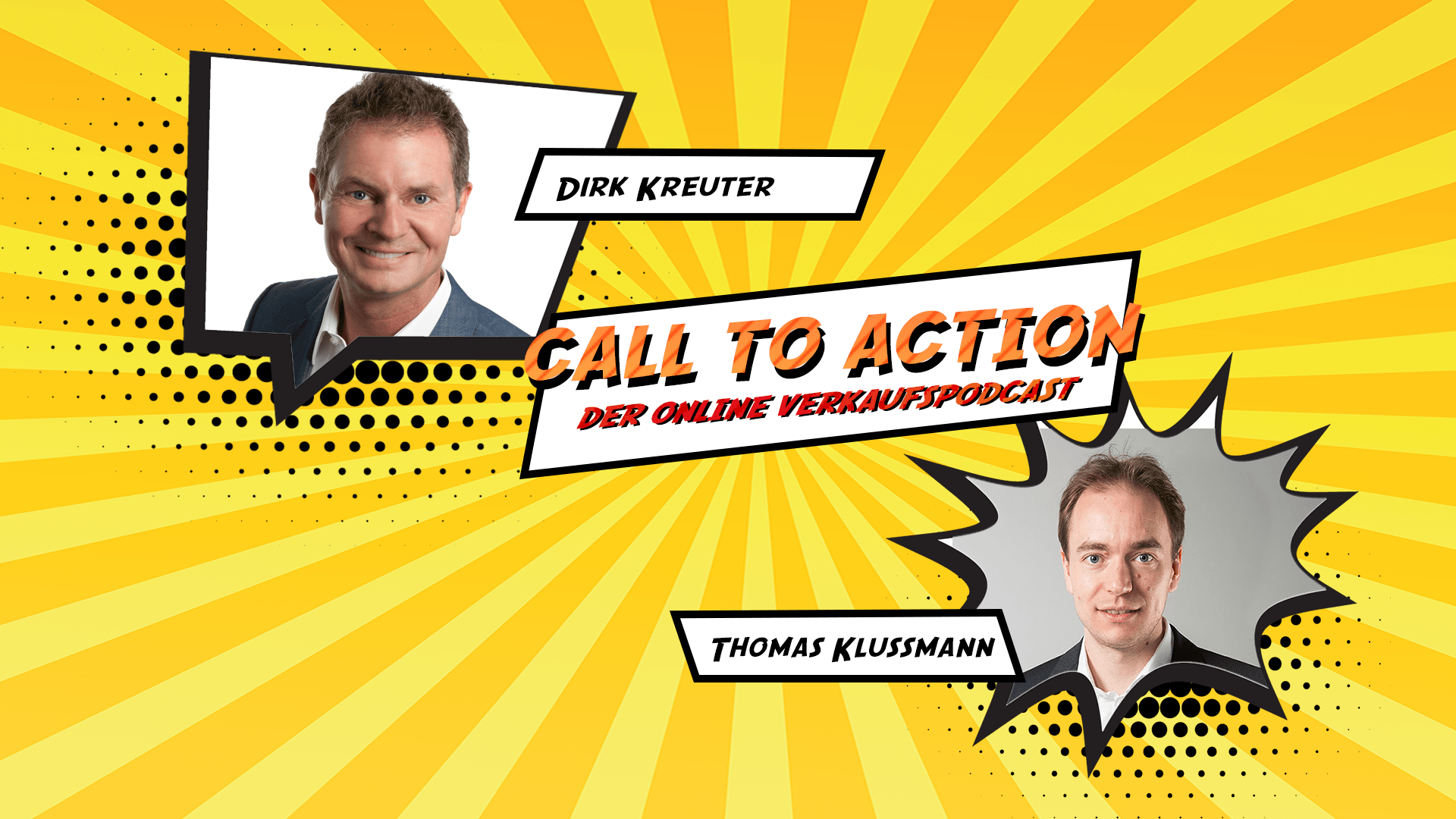 Dirk Kreuter Call to Action
