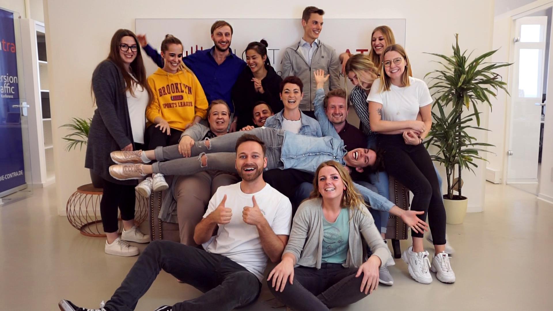 Team Digital Beat Gründer.de
